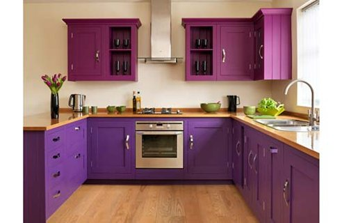Color Recipe for kitchen