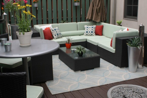 Veranda Designs & Decorating Ideas