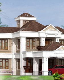 Beautiful Kerala Home Designs