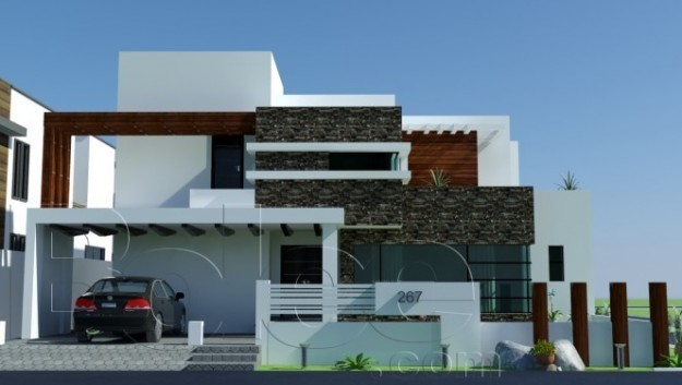 Home elevation designs india
