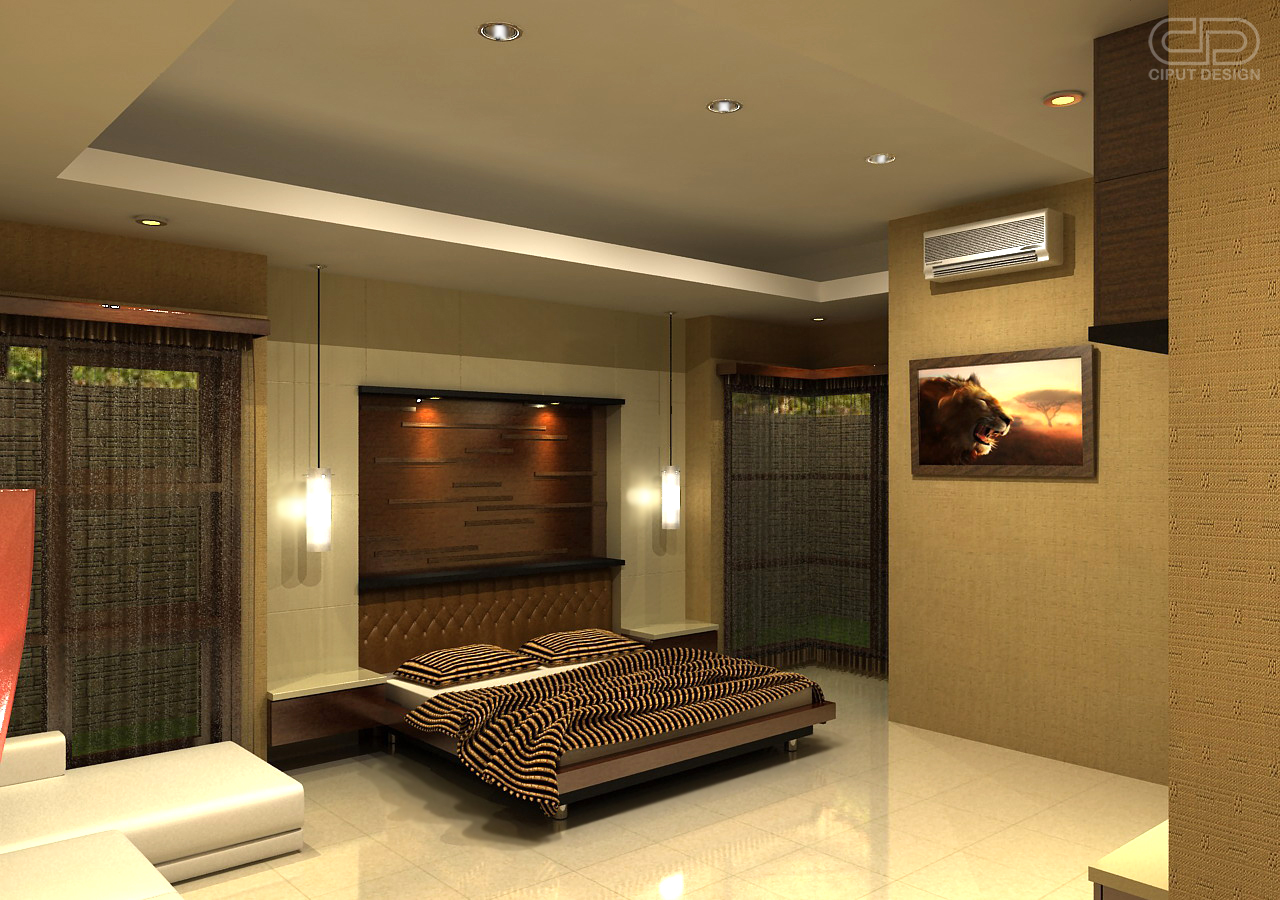 Home lighting ideas Bedroom design lighting