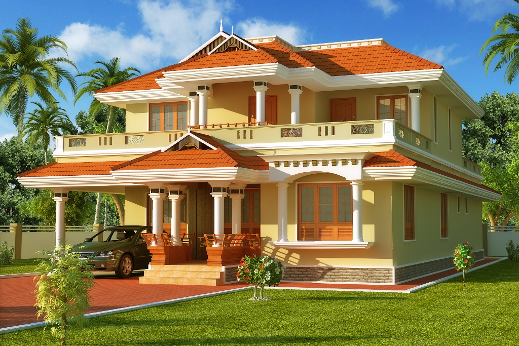 Best front elevation designs 2014 for Types of houses in kenya