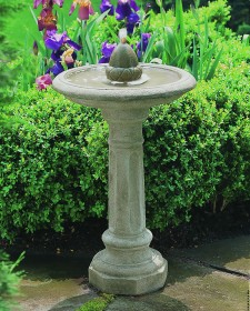 6 Tips For The Successful Maintenance Of Your Water Fountain