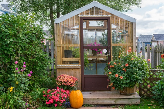 How To Build A Wooden Greenhouse At Home