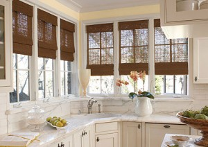 Awesome Chic And Beautiful Kitchen Window Decorating Ideas Surround