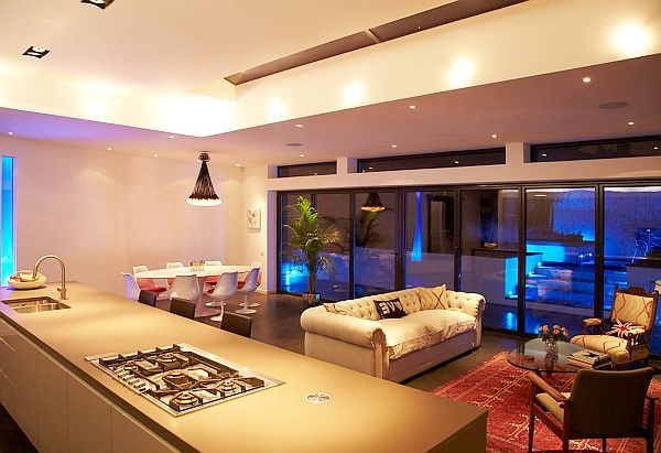 ... -Open-Floor-Living-Room-and-Kitchen-with-Modern-Kitchen-Lighting