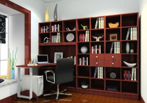 Bookcase-designs-for-study-room
