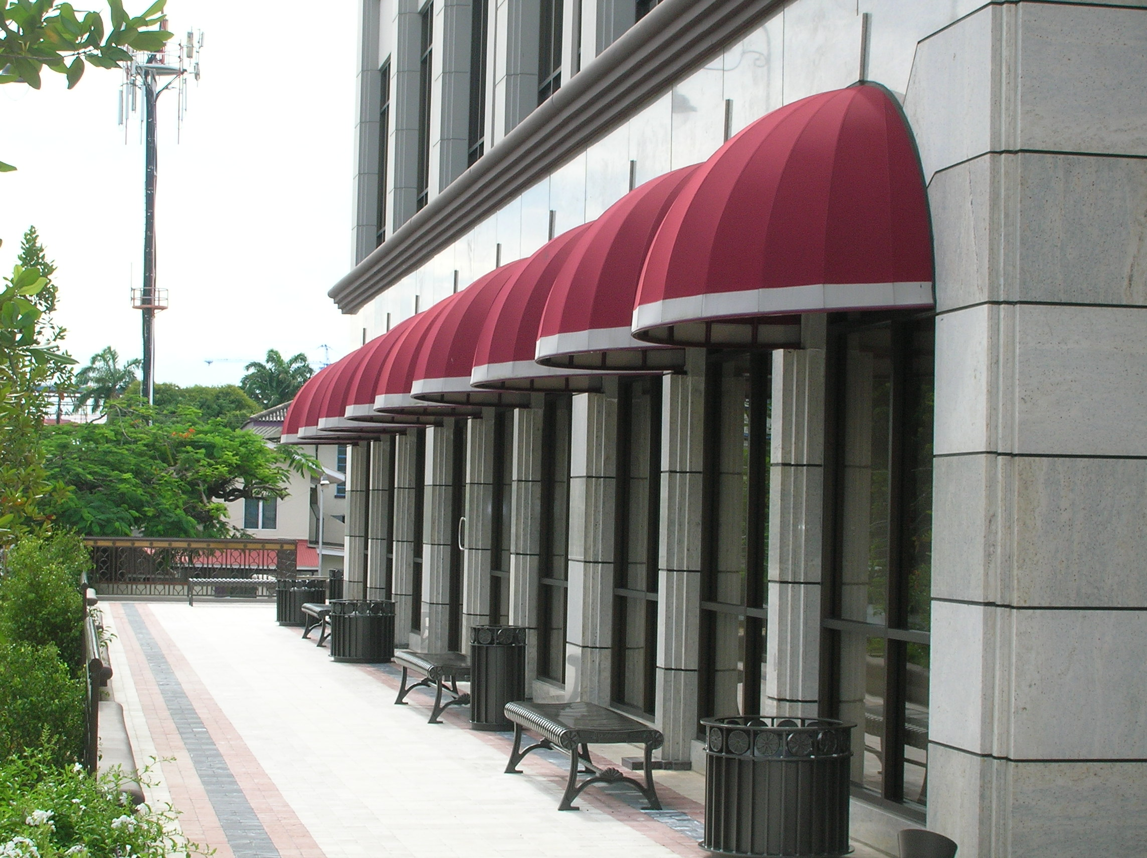 Canopies And Tarps : Awnings canopies types and designs