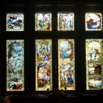 Stained Glass Visual Impressions For Interiors