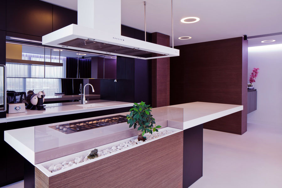 Colorful Counter Top For Your Kitchen
