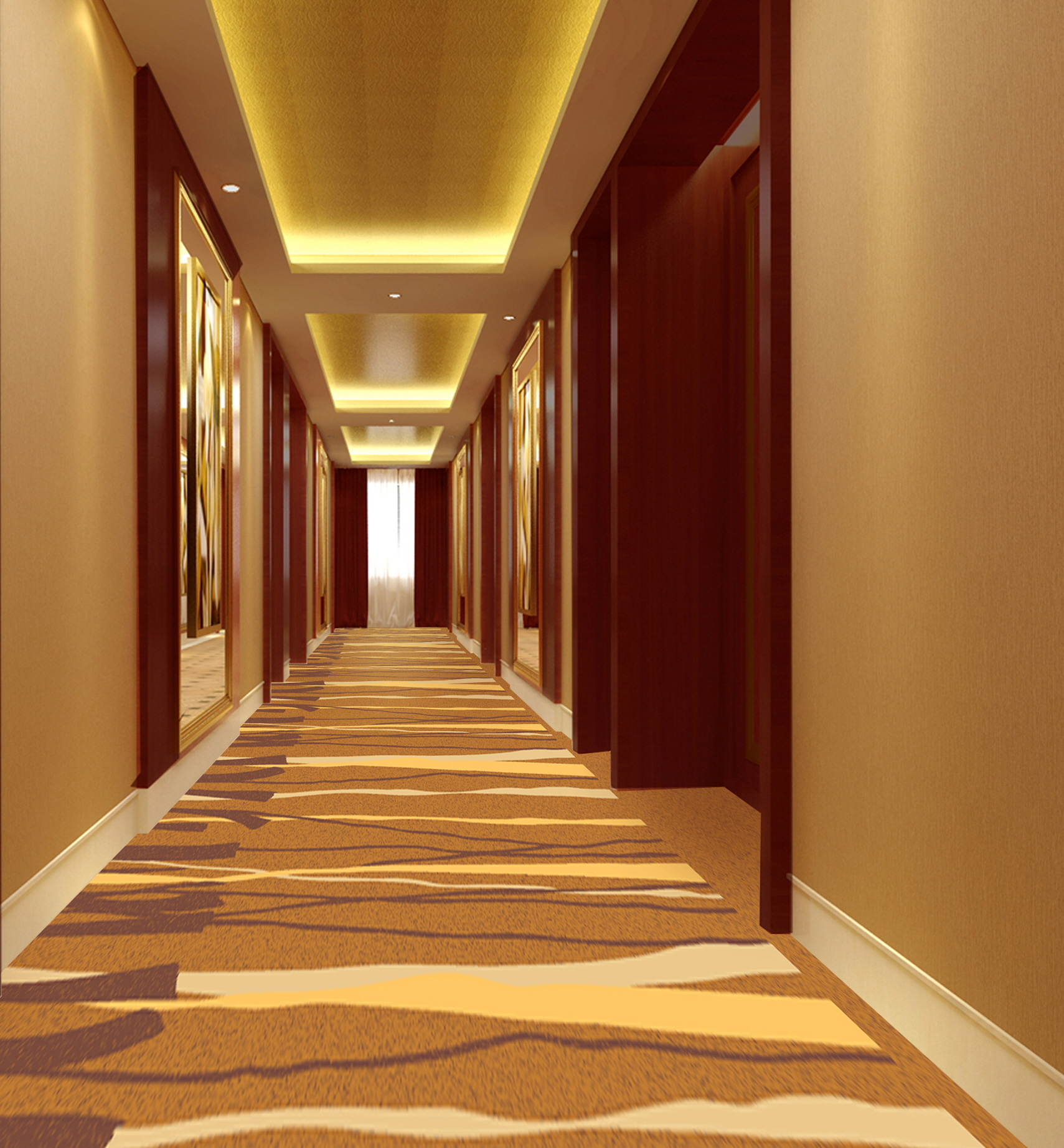 Decoration Design: Corridor Designing