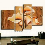 Art of arranging pictures for home interiors