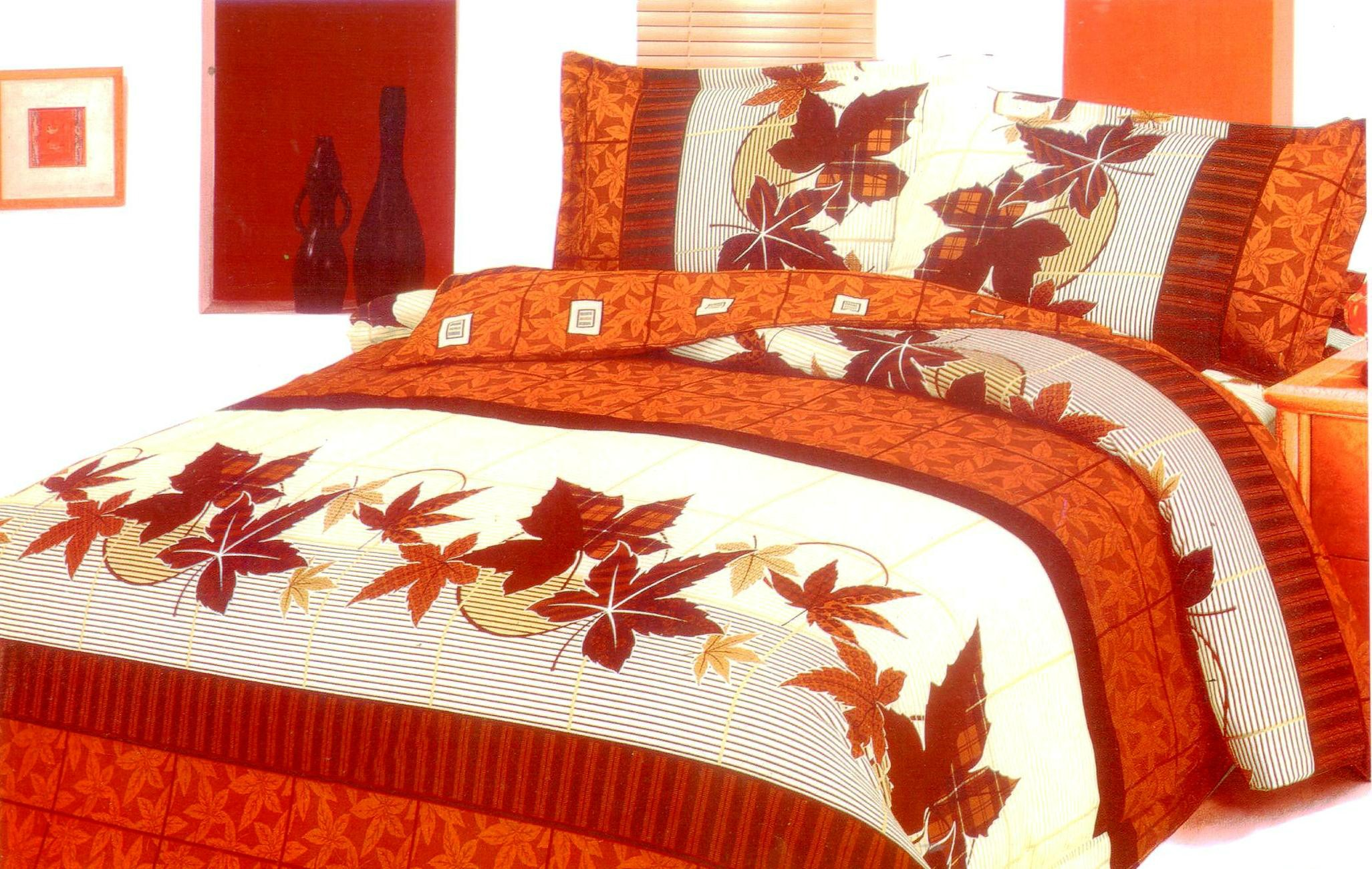 Awesome Bed Sheet Designs For Decorative And Amazing Looks