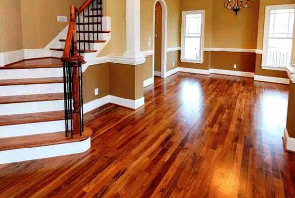 Hardwood flooring – Types, designs and advantages