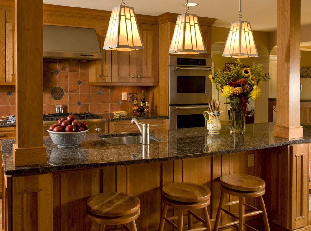 Home lighting ideas for Kitchen lighting design