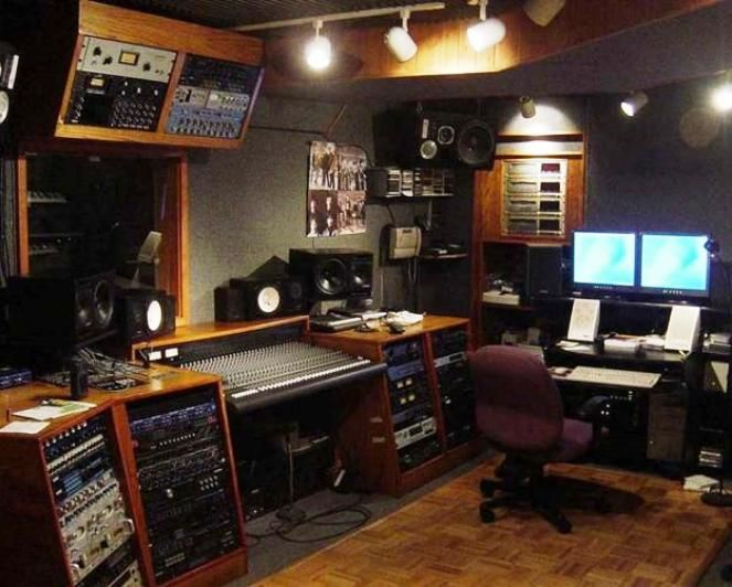 Music Room Design Studio