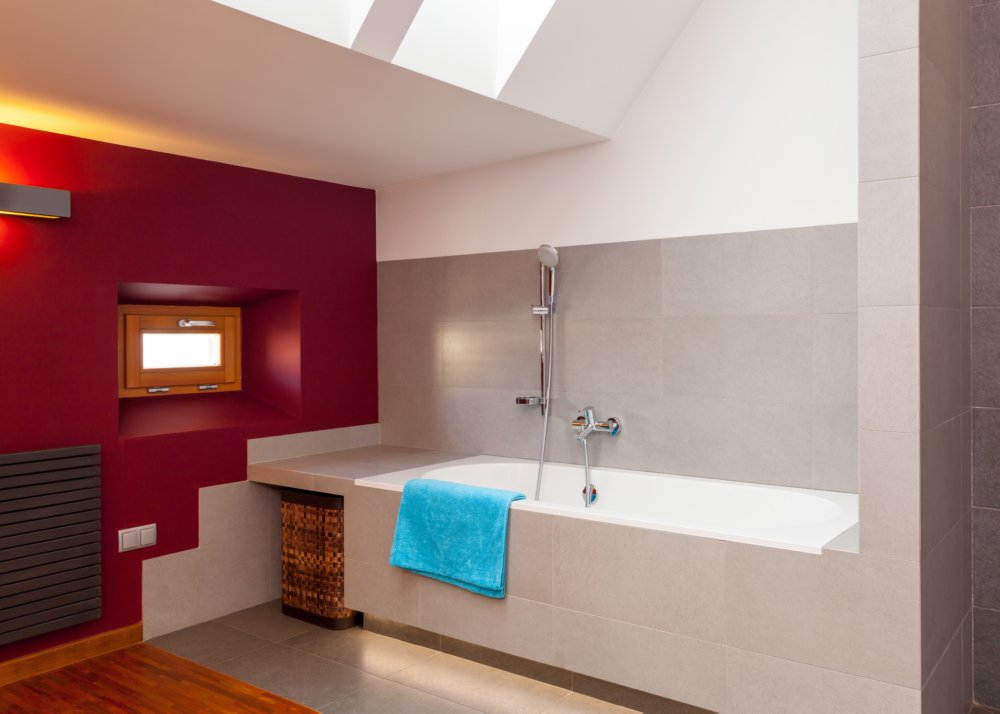 Interior Design For Easy Cleaning - Easy to clean bathroom tile
