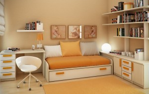 Interior-design-for-Study-Room-Design-by-Sergi-Mengot-orange-style-small-kids-study-room