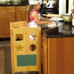 Kids friendly kitchen design