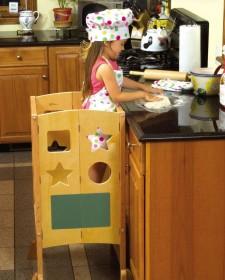 Kids friendly kitchen design