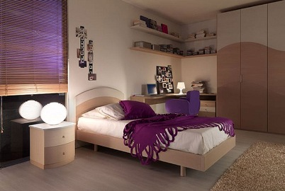 Nice Bedroom Lightening And Interior Design Ideas