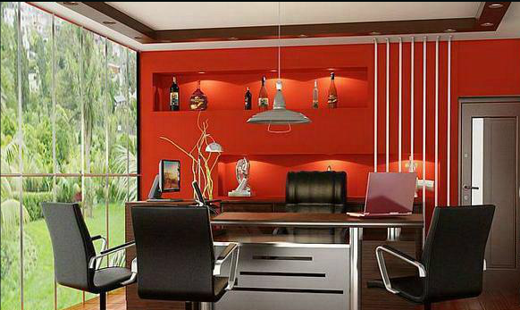 MD Office Interior Design
