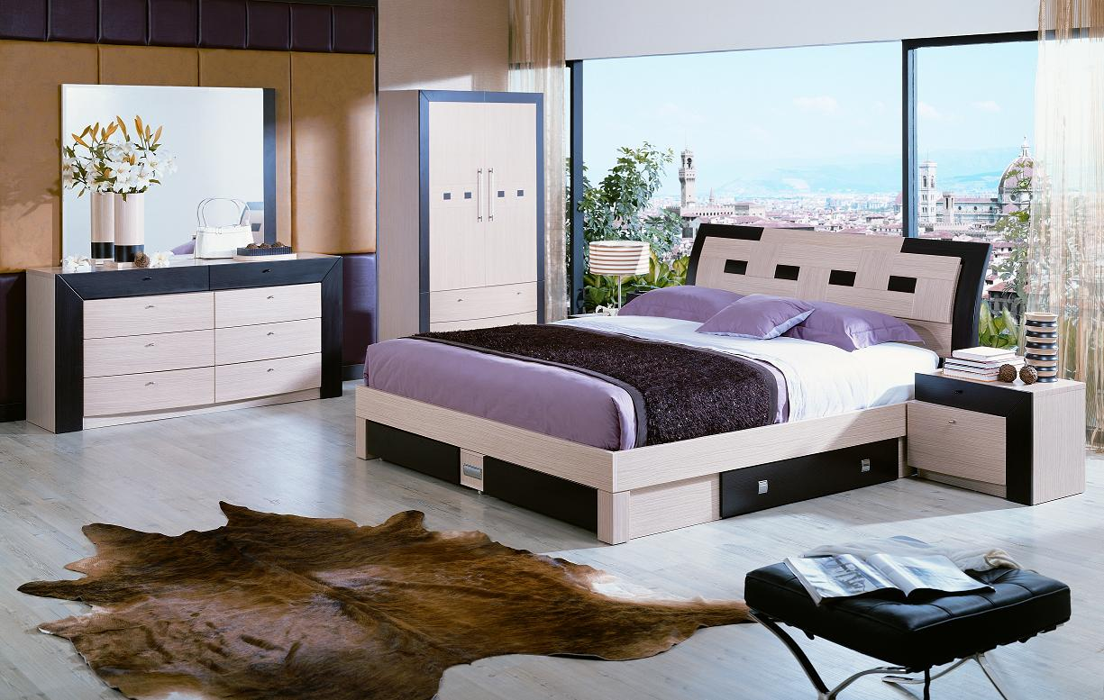 Modern bedroom furniture for Contemporary bedroom furniture