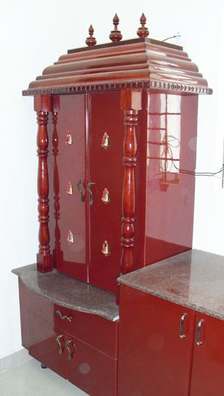 Pooja Room Door Design Photos Pictures: Designing The Divine Space- Prayer / Pooja Room