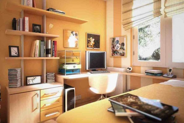 Gentil Beautiful Study Room Design Ideas