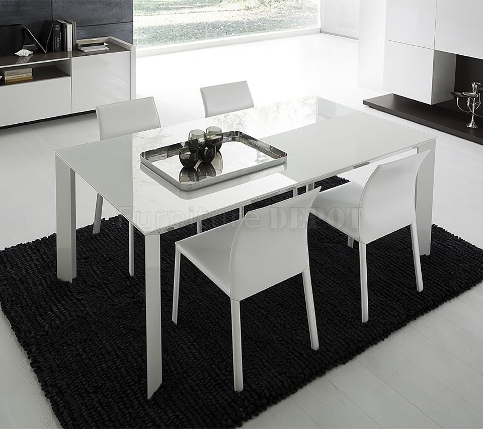 white-lacquered-glass-top-modern-dining-table-with-stunning