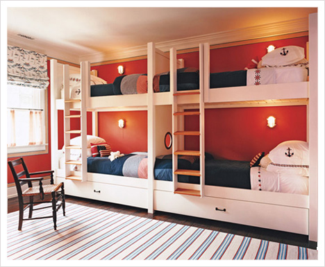 Bunker beds for kids