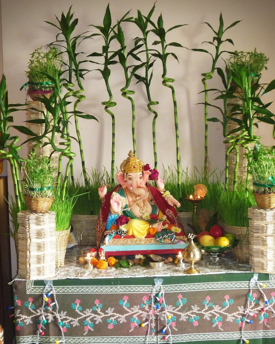 Prayer room ideas pictures remodel and decor - Pooja Archives Home Design Decorating Remodeling Ideas And Designs