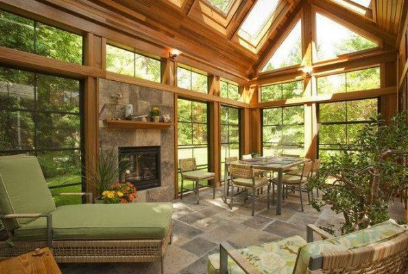 Impressive sun room concept ideas for Room addition ideas