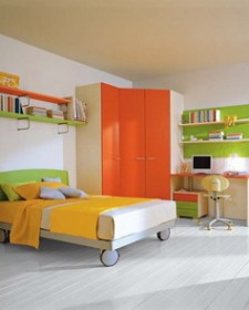 Storage furniture painting ideas