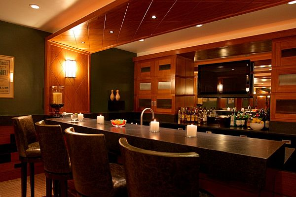 Home bar designing