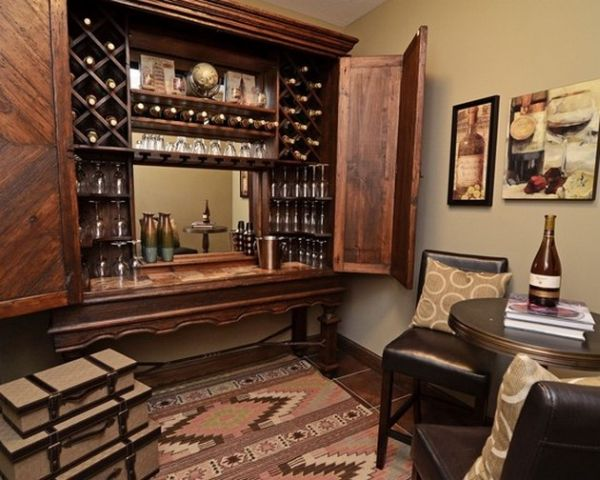 Home bar designing - Home bar room ideas ...