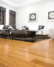 Wooden ( Bamboo ) Flooring Ideas for Your Home