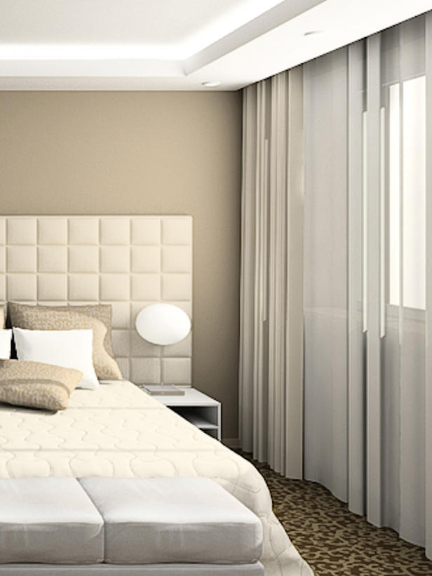 7 Stylish Curtain Treatments For Bedrooms