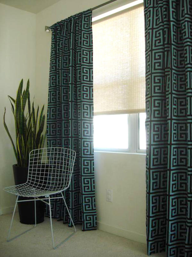 stylish curtain treatments for bedrooms drapes for bedroom, Bedroom decor