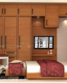 Bedroom wardrobe designs india bangalore bedroom and bed for Bedroom cabinet designs india