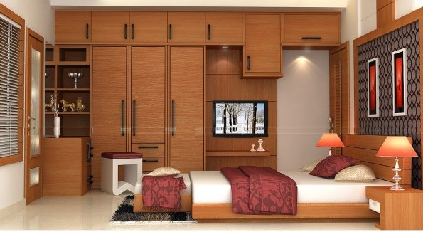 10 modern bedroom wardrobe design ideas for Interior decoration wardrobe designs