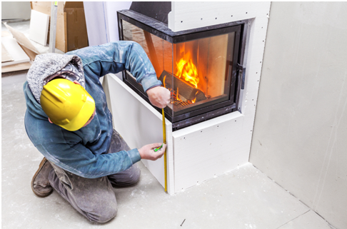 How Much Does It Cost To Install A Fireplace?