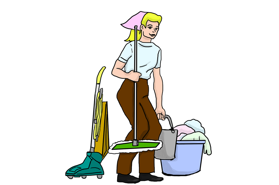 The top 5 benefits to hiring a house cleaner