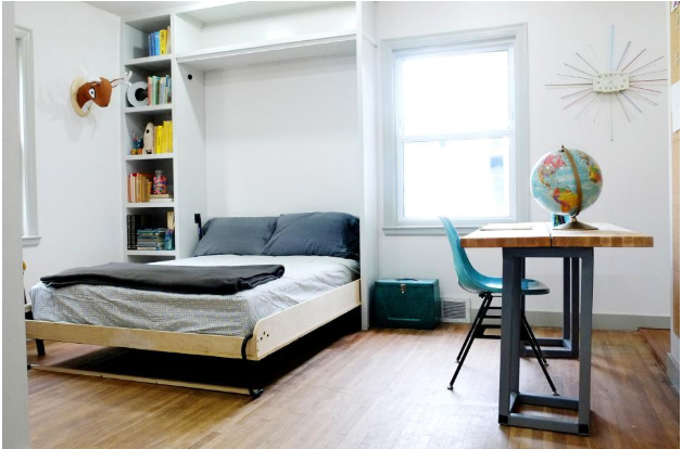 4 Tips and Tricks on How to Decorate A Small Spaced Bedroom