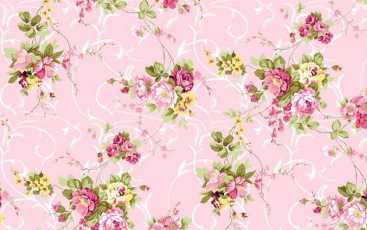Floral Wall Papers Simulate the Feeling of a Flower Garden in your Home