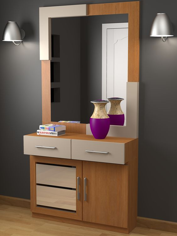 Modern Dressing Unit Designs