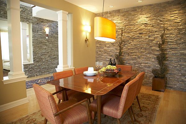 brick-stone-concrete-interior0dining-room