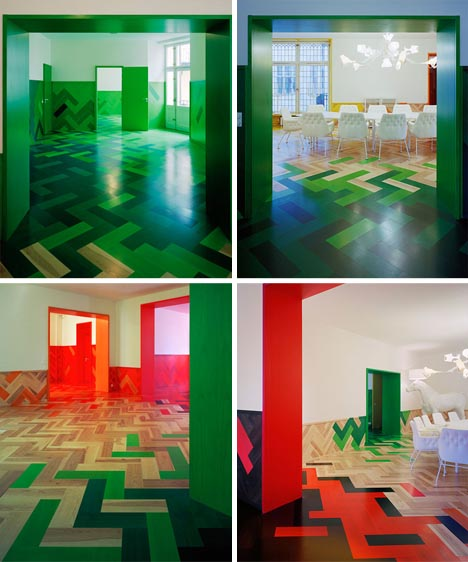 Colors and its effects in interiors for Colorful concepts interior design