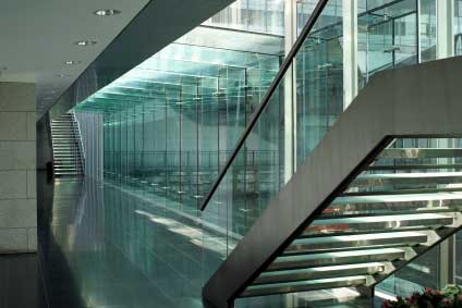 Glass Interiors Architectural Beauty