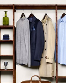 Men's wardrobe design Ideas & Trends